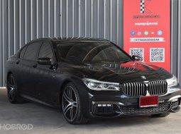 BMW 740Li 3.0 ( ปี 2016 ) Pure Excellence Sedan AT