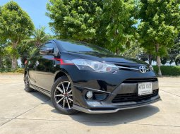 2015 Toyota VIOS 1.5 TRD Sportivo A/T รถเก๋ง 4 ประตู