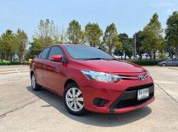 2016 Toyota VIOS 1.5 E A/T รถเก๋ง 4 ประตู