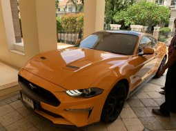 2018 Ford Mustang 2.3 EcoBoost รถเก๋ง 2 ประตู เจ้าของขายเอง