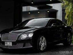 2014 Bentley Continental 4.0 GT 4WD รถเก๋ง 4 ประตู