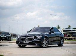 New !! Benz E220d AMG ปี 2016