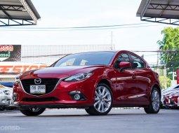 2015 Mazda 3 2.0 S Sports รถเก๋ง 5 ประตู รถสภาพดี