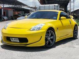 2010 NISSAN 350 Z โฉม ปี03-11 สีเหลือง