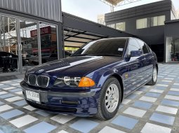 BMW E46 318i Y'2001 ไฟตก เครื่อง 1,800