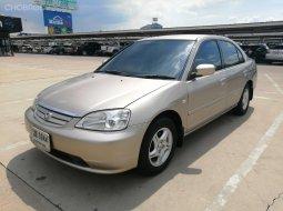 ขายรถมือสอง 2002 Honda CIVIC 1.7 EXi รถเก๋ง 4 ประตู