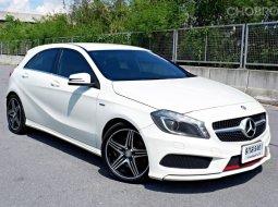 2013 Mercedes-Benz A250 2.0 Sport รถเก๋ง 5 ประตู รถบ้านแท้