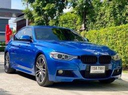 2013 BMW Series3 ActiveHybrid 3 M Sport สีพิเศษ