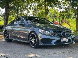 2016 Mercedes-Benz C250 Coupé AMG Dynamic   รถสวย น็อตไม่มีขยับ