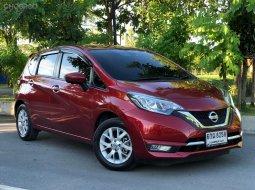 2017 Nissan Note 1.2 VL ตัวTOPสุดของรุ่น