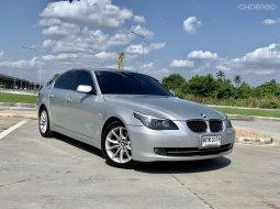รถบ้าน ฟรีดาวน์ 2009 BMW 525i 2.5 SE รถเก๋ง 4 ประตู ออกรถง่าย