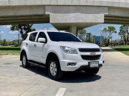 รถบ้าน ฟรีดาวน์2013 Chevrolet Trailblazer 2.8 LT SUV ออกรถง่าย