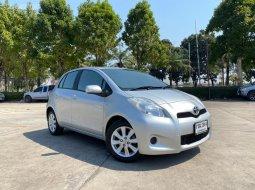 2013 Toyota YARIS 1.5 E A/T รถเก๋ง 5 ประตู