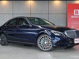 2017 Mercedes-Benz C350 2.0 W205 เลขไมล์เพียง 46,393 KM เท่านั้น