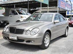 ขายรถมือสอง 2004 Mercedes-Benz E200 1.8 Sedan AT