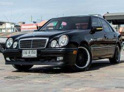 1997 Mercedes-Benz 230E 2.3 รถเก๋ง 5 ประตู
