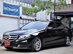 2014 Mercedes-Benz E300 BlueTEC HYBRID AMG Dynamic