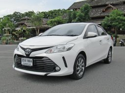 2018 Toyota VIOS 1.5 E Dual VVTi A/T MNC รถเก๋ง 4 ประตู