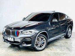 2021 BMW X4 2.0 xDrive20d M Sport X 4WD รถเก๋ง 4 ประตู ออกรถง่าย