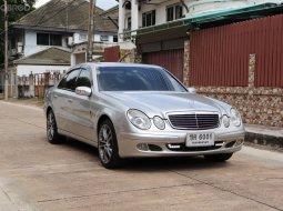 ขายรถ Mercedes-Benz E220 CDI 2.1 Classic ปี2005 รถเก๋ง 4 ประตู