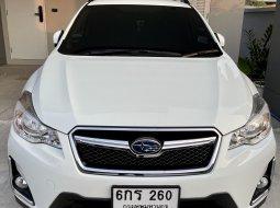 2017 Subaru XV 2.0 XV 4WD SUV รถบ้านมือเดียว Minor change