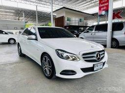 2016 Mercedes-Benz E200 2.0 Edition E รถเก๋ง 4 ประตู รถสภาพดี มีประกัน