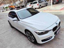 ขายรถ BMW 320d 2.0 Sport ปี2012 รถเก๋ง 4 ประตู