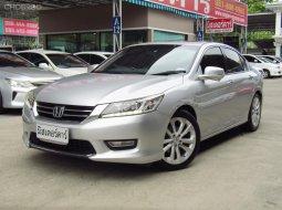 2013 Honda ACCORD 2.4 TECH รถเก๋ง 4 ประตู รถสภาพดี มีประกัน