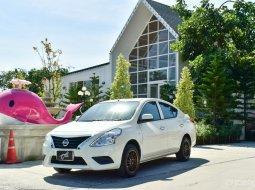 Nissan Amera 2015 วิ่ง2หมื่น รถบ้าน รถมือเดียว สวยพร้อมขับ รับประกันเครื่อง-เกียร์ ผ่อน5,xxx