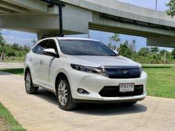 ฟรีดาวน์ ราคาถูกสุดในตลาด 2014 Toyota HARRIER 2.0 PREMIUM SUV รถบ้านแท้