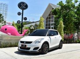Suzuki Swift ปี16จด17 GL สเกิสรอบคัน น้อตเดิม หลังคาดำ รถมือสอง รถมือเดียว รถเก๋งมือสอง รถอีโค่คาร์ ซูซุกิ สวิฟ รถบ้าน