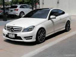 2014 Mercedes-Benz C180 AMG 1.6 รถเก๋ง 2 ประตู ไมล์น้อย