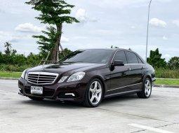 2010 Mercedes-Benz E250 CGI 1.8 Avantgarde รถเก๋ง 4 ประตู ออกรถ 0 บาท