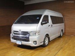 2018 Toyota COMMUTER 3.0 1นก2610 จัดส่งทีมสินเชื่อดูแลถึงบ้านและบริการจัดส่งรถถึงบ้าน