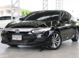 2019 Honda ACCORD 1.5 TURBO EL สีดำ