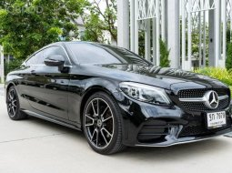 Mercedes Benz C200 Coupe AMG 2019