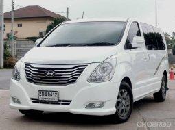 2013 Hyundai Grand Starex 2.5 Premium รถตู้/MPV รถบ้านมือเดียว