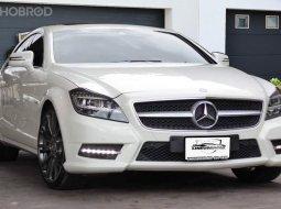 2012 Benz CLS250 Cdi AMG  ซีดานทรงสปอร์ตสุดหรู ขับสนุกประหยัดเกินคาดไมล์เพียง86,000 Km.