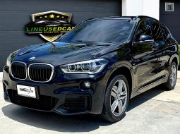 BMW X1 sDrive 18d M sport 2018  ดีเซล รถศูนย์ออก BmwThailand