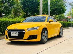 2015 Audi TT 2.0 45 TFSI quattro S line 4WD รถเก๋ง 2 ประตู ออกรถง่าย
