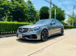 2015 Mercedes-Benz E200 2.0 AMG Dynamic รถเก๋ง 4 ประตู เจ้าของขายเอง