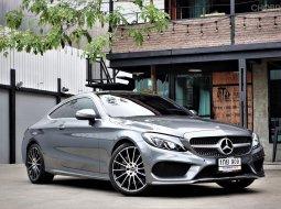 2018 Mercedes-Benz C250 2.0 AMG Dynamic รถสวย ไมล์แท้ ประวัติศูนย์ครบ