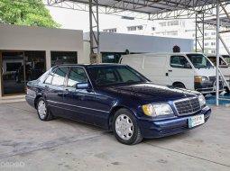 1999 Mercedes-Benz S280 2.8 เกียร์ออโต้ เบาะไฟฟ้า แอร์เย็นฉ่ำเบาะไฟฟ้า เครื่องเดิม