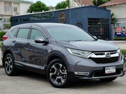รถบ้าน รถครอบครัว รถอเนกประสงค์ รถ5ประตู รถมือสอง รถเก๋ง Honda CR-V EL 4wd รถบ้านมือเดียว เข้าศูนย์ตลอด ดีเซล
