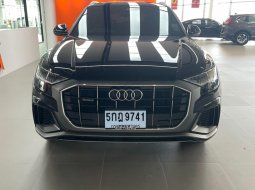 2018 Audi Q8 3.0 55 TFSI quattro S line 4WD SUV รถบ้านมือเดียว