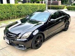 จองให้ทัน Benz E250 CGI Coupe Amg สีดำ ปี 2012