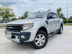 Ford RANGER Cab4 2.2 WildTrak 4WD AT ปี 2013