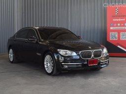 2015 BMW 730Li 3 รถเก๋ง 4 ประตู ออกรถง่าย