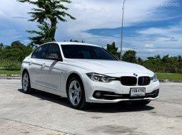 2017 BMW 320i 2.0 M Sport รถเก๋ง 4 ประตู ออกรถ 0 บาท