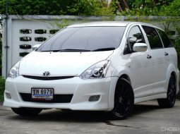 2008 Toyota WISH 2.0 Q Sport Touring III รถเก๋ง 5 ประตู